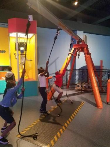 Science and Discovery Museum field trip 2018